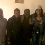 SISTER LEONTINE,MAMA JEAN, SISTER JUSTINE AND VERONICA AND MARY